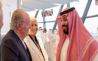 عربستان و بحرین، پادشاه سابق اسپانیا را فراری دادند!