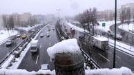 برف تا کی و در چه نقاطی از کشور می بارد؟