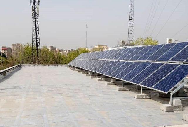 تهیه شناسنامه فنی ساختمانهای اداری منطقه 19 برای احداث نیروگاه خورشیدی