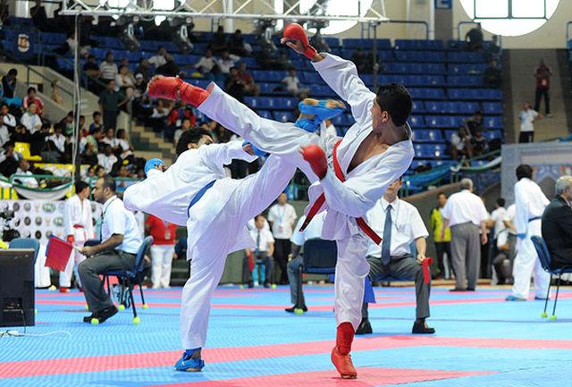 برگزاری موفقیت آمیز مسابقات کاراته باشگاههای غرب کشور به میزبانی شهرستان دره شهر