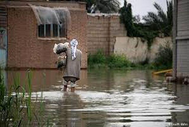 جمع آوری ۲۵ میلیارد ریال کمک غیرنقدی برای سیلزدگان لرستان در قم