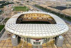 سه ورزشگاه خوزستان استاندارد برگزاری رقابت های لیگ برتر را دارند/ ورزشگاه مسجدسلیمان فاقد شرایط است