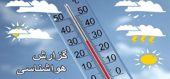 ایران گرم می شود