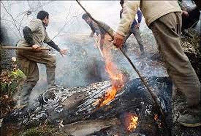 اعتبار برای پیشگیری و مقابله با حریق جنگلها و مراتع اختصاص یافت