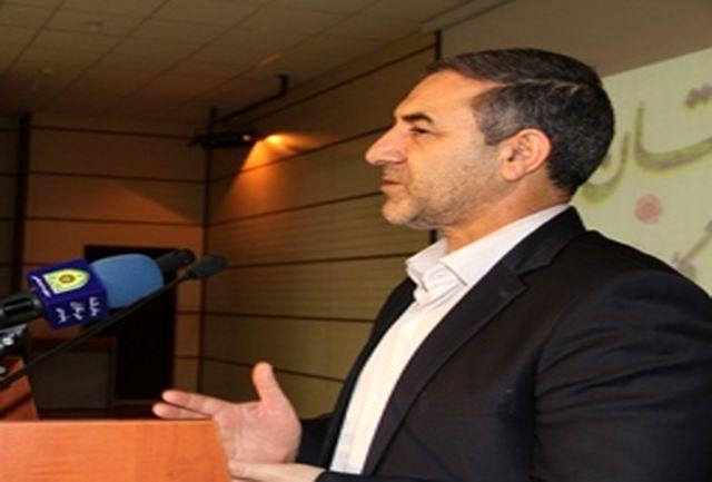 افتتاح بند سلامت در اردوگاه کاردرمانی دالاب