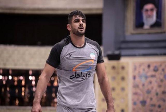 محمدیان صاحب مدال طلا شد/ شعبانی و کریمی به مدال های نقره و برنز رسیدند
