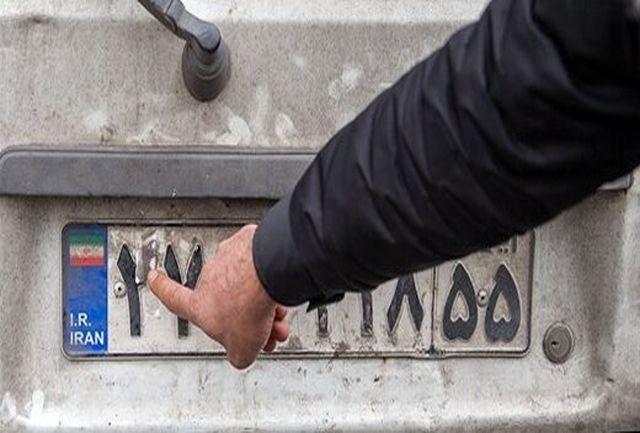 مخدوش کردن پلاک خودرو جرم است/ حجم تصادفات نسبت به سال 99 افزایش و نسبت به سال 98 کاهش داشته است