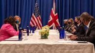 آمریکا و انگلیس درباره ایران رایزنی کردند