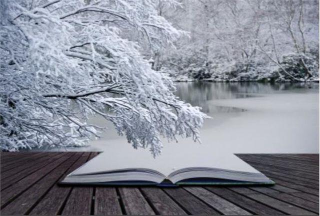 طرح زمستانه کتاب در قزوین آغاز شد