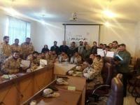 تداوم طرح <<سرباز ماهر>>در شهرستان های استان اردبیل