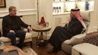 وزرای امور خارجه پاکستان و قطر دیدار و گفتگو کردند