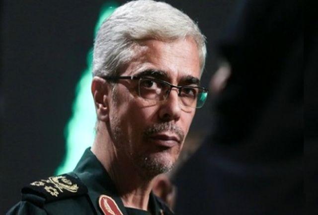 رئیس ستاد کل نیروهای مسلح شهادت «سردار حمید میرزایی» را تسلیت گفت