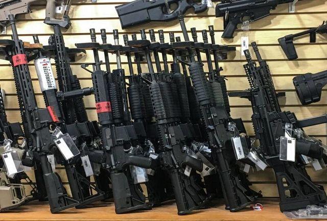 حمل سلاح در ایالت کالیفرنیا آزاد شد