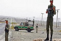 شهادت 2 مرزبان در درگیری با گروهک تروریستی در منطقه جکیگور