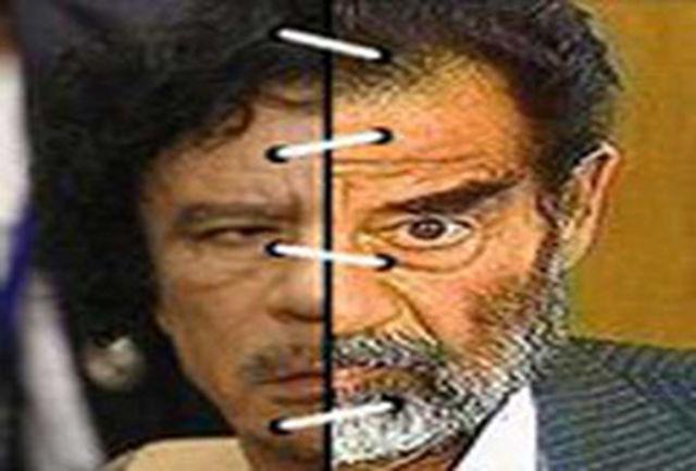 عشیره صدام قول داد انتقام خون قذافی را بگیرد
