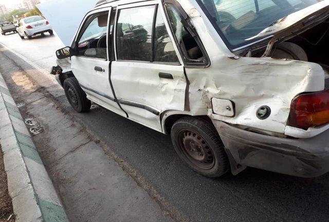 ۵ کشته و مجروح در تصادف وحشتناک سه خودرو
