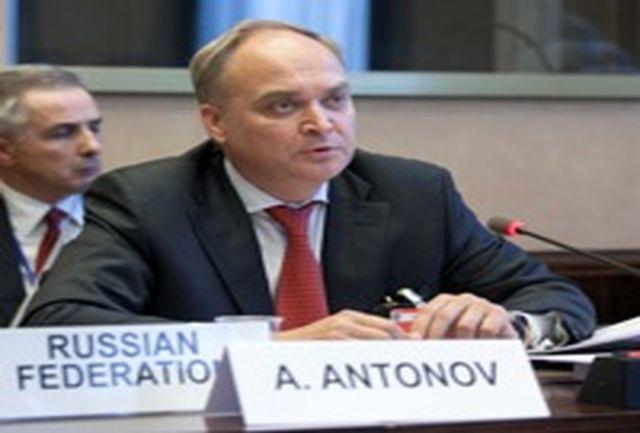 روسیه نماینده خود در ناتو را برای مشورت فراخواند