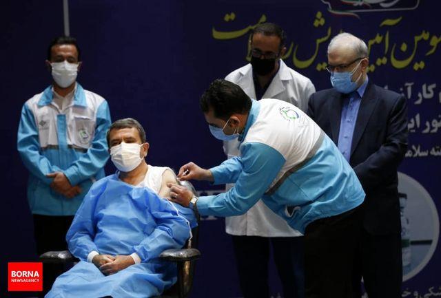 اولین تزریق کنندگان واکسن کرونای ایرانی کوبایی چه کسانی بودند؟