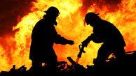 آتش سوزی در بیمارستان علی ابن ابیطالب(ع) قم