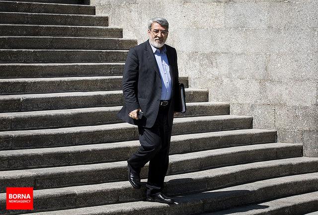 وزیر کشور وارد بجنورد شد/ رحمانی فضلی با عشایر «گلیل» گفتگو خواهد کرد