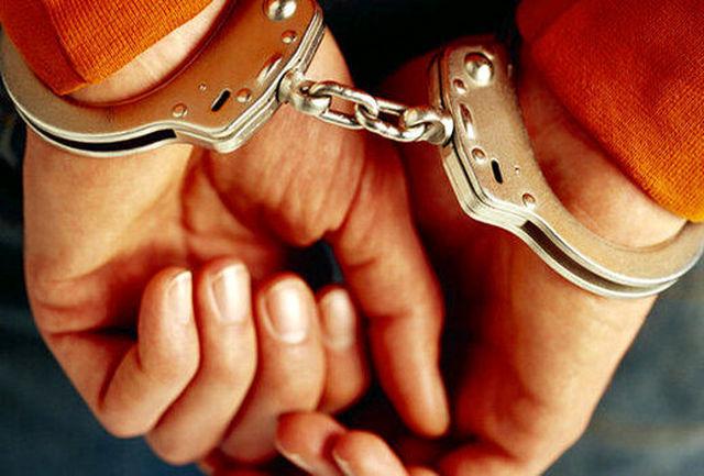 مرد هزارچهره تهران به همراه بادیگاردهایش دستگیر شد