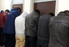 انهدام باند شرکت هرمی در آستانه اشرفیه