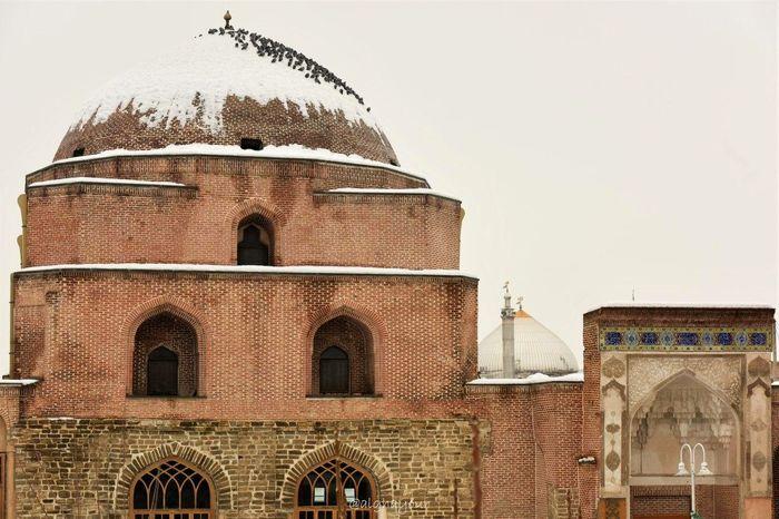 ادامه احیای مسجد تاریخی ارومیه