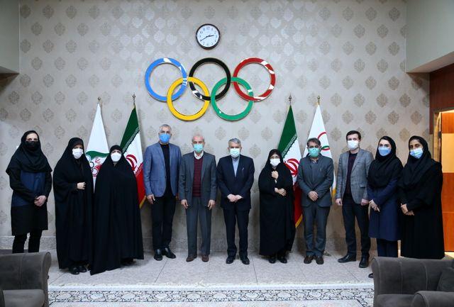 برگزاری نخستین نشست دور جدید کمیسیون همبستگی کمیته ملی المپیک