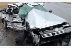 سانحه محور اندیمشک به پل زال ۲ کشته و ۴ مجروح بر جای گذاشت