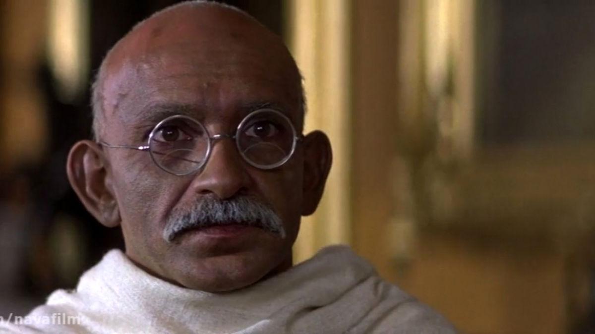 «گاندی» آخر هفته به تلویزیون می آید