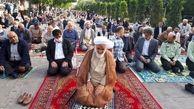 نماز عید سعید فطر در قزوین اقامه شد