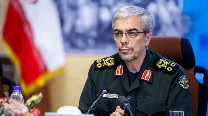 پیام تبریک سرلشکر باقری به رؤسای نیروهای مسلح کشورهای اسلامی