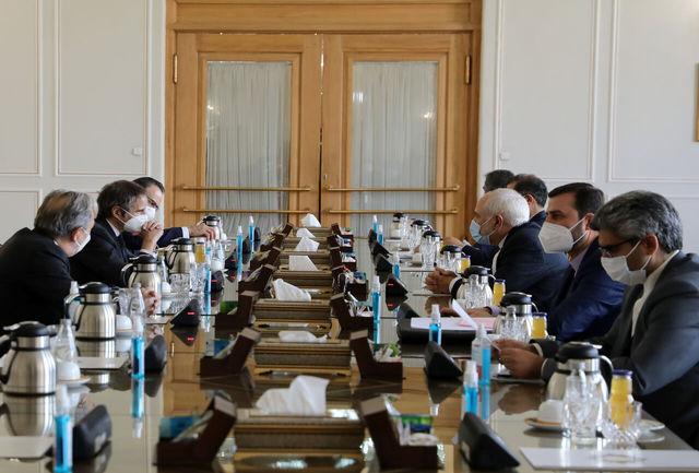 مدیر کل آژانس بین المللی انرژی اتمی با ظریف دیدار کرد