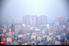 انباشت آلایندههای جوی در شهرهای پرجمعیت