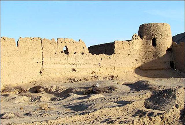 بازسازی قلعه حسن خان در شهرستان ابرکوه در مراحل پایانی