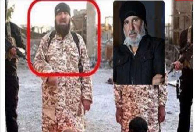 جلاد داعشی ها دستگیر شد
