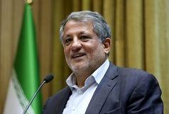 شوخی رئیس شورای شهر تهران در مورد بوی نامطبوع تهران: یه گندی زدیم بوش دراومده+فیلم