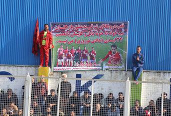 جام حذفی کشور؛ خونه به خونه بابل- گسترش فولاد تبریز