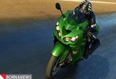جریمه یک میلیارد و ۸۰۰ میلیون ریالی مالک موتورسیکلت در شیراز
