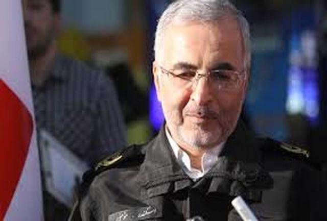 تمهیدات ویژه پلیس برای دهه اول محرم