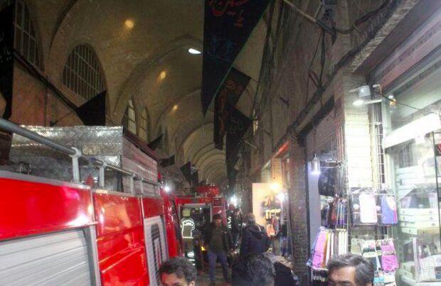 آتش به جان بازار تهران افتاد