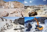 ظرفیت بالای استان در تولید کلسیت، باریت و سنگ های تزیینی