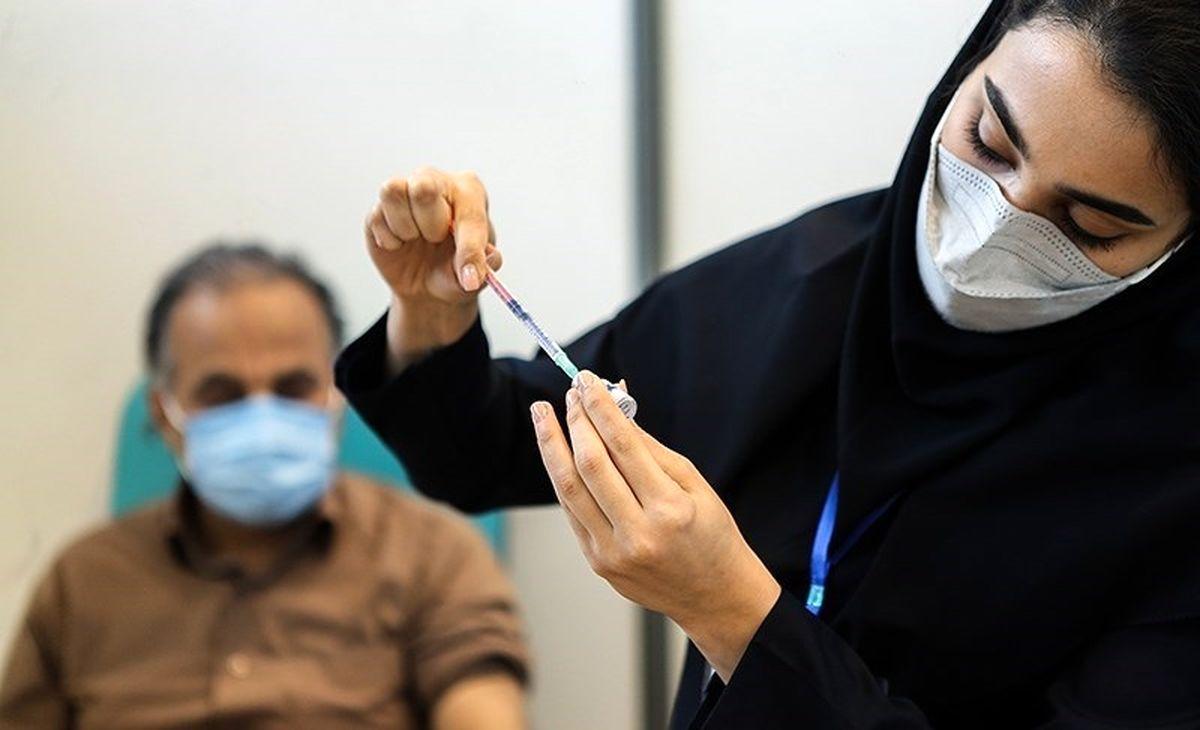 رکورد تزریق روزانه واکسن کرونا در اهواز شکسته شد