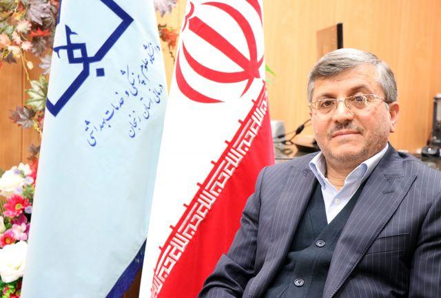 ۴۸ نفر به آمار بیماران کرونایی در زنجان اضافه شد