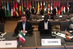 بررسی عملکرد گذشته و اهداف آینده  مجمع جوانان کشورهای اسلامی در روز اول کنفرانس