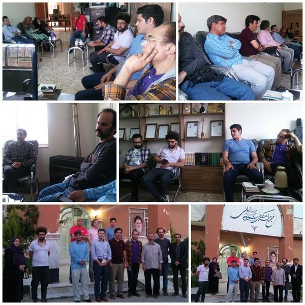 کارگاه آموزشی شعر در شیروان برگزار شد