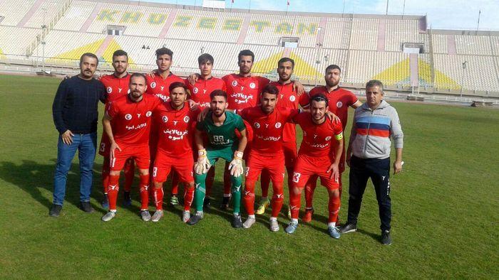 صعود سردار بوکان به دور چهارم جام حذفی