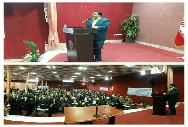 خدمتگذاری به مردم ظرفیت سیستم مدیریت جمهوری اسلامی و دولت تدبیر و امید را نشان می دهد