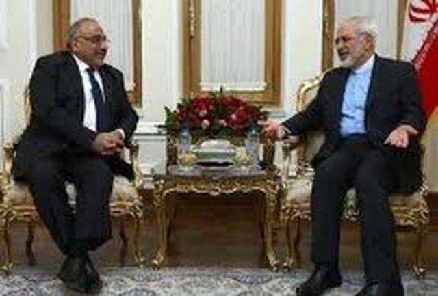 راهکارهای مقابله با تروریسم در دستور کار وزیران ایرانی و عراقی