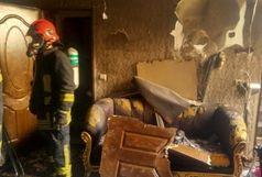 انفجار گاز در یک واحد مسکونی بجنورد 5 مصدوم داشت